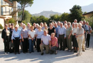 Photo of group trip — Assisi